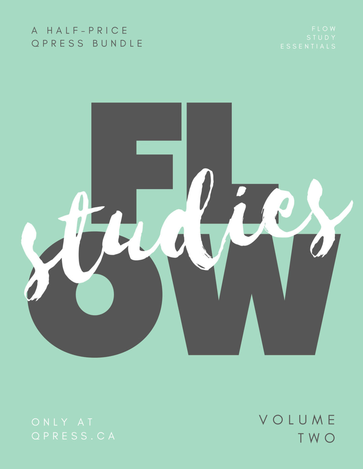 Flow Study Essentials Cover Vol 2 letter