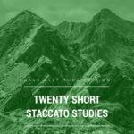 20 Short Staccato Studies for Tuba-p01
