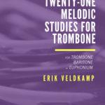 21 melodic Studies for Trombone-1