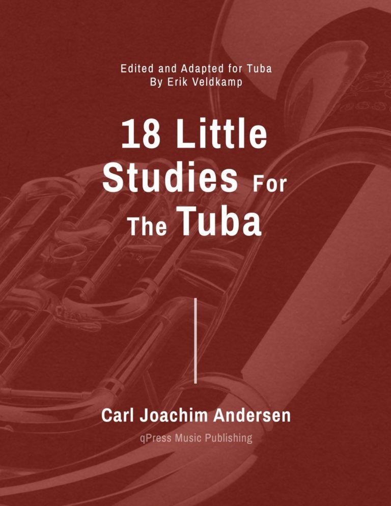 18 Little Studies for Tuba
