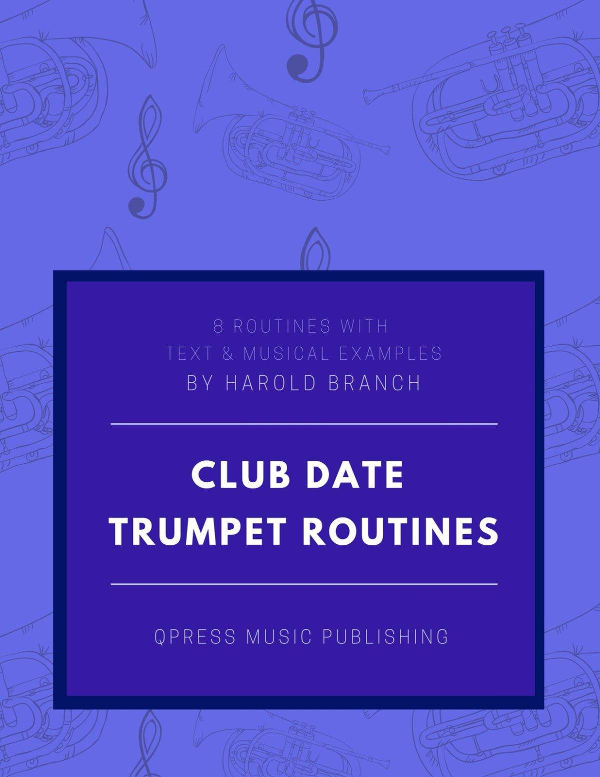 Branch, Club Date Trumpet Routines-p01