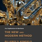 Kenfield, New and Modern Method for Baritone or Euphonium-p001