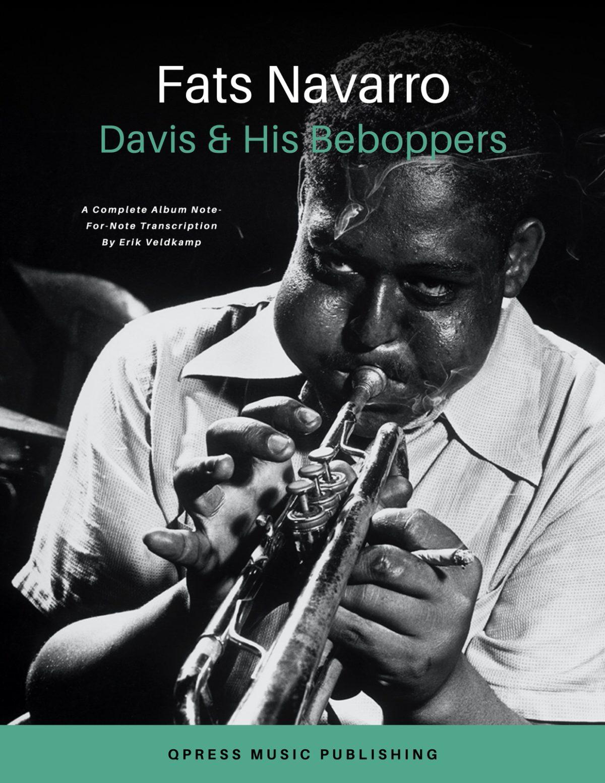 Navarro, Eddie Davis & His Beboppers-p01