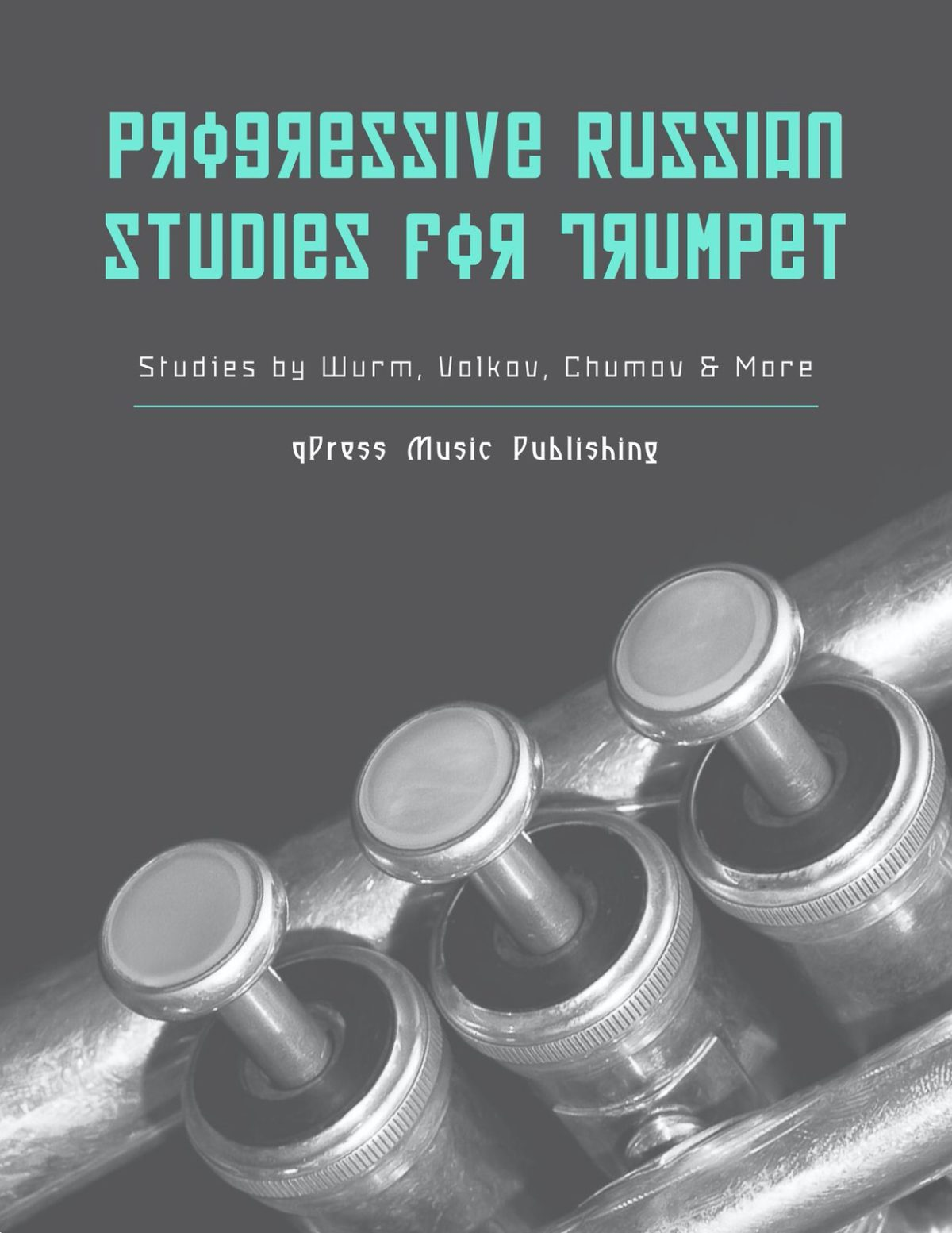 Various, Progressive Russian Studies for Trumpet-p01