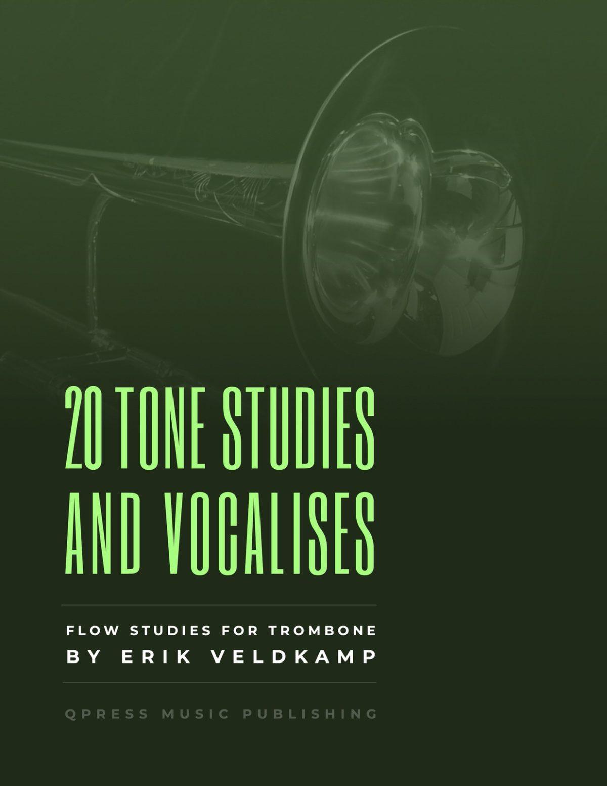 Veldkamp, 20 Tone Studies & Vocalises for Trombone-p01