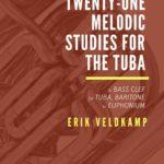 Veldkamp, 21 melodic Studies for Tuba-p01