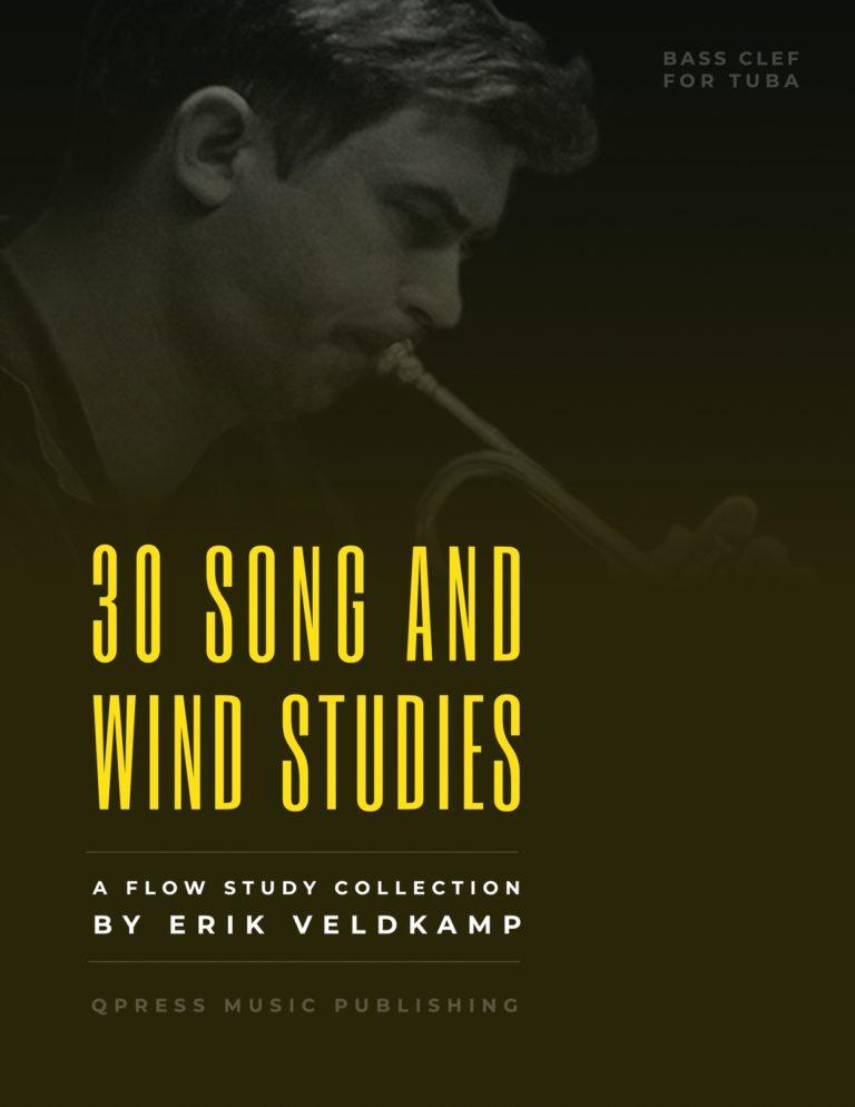 30 Song & Wind Studies (Tuba)