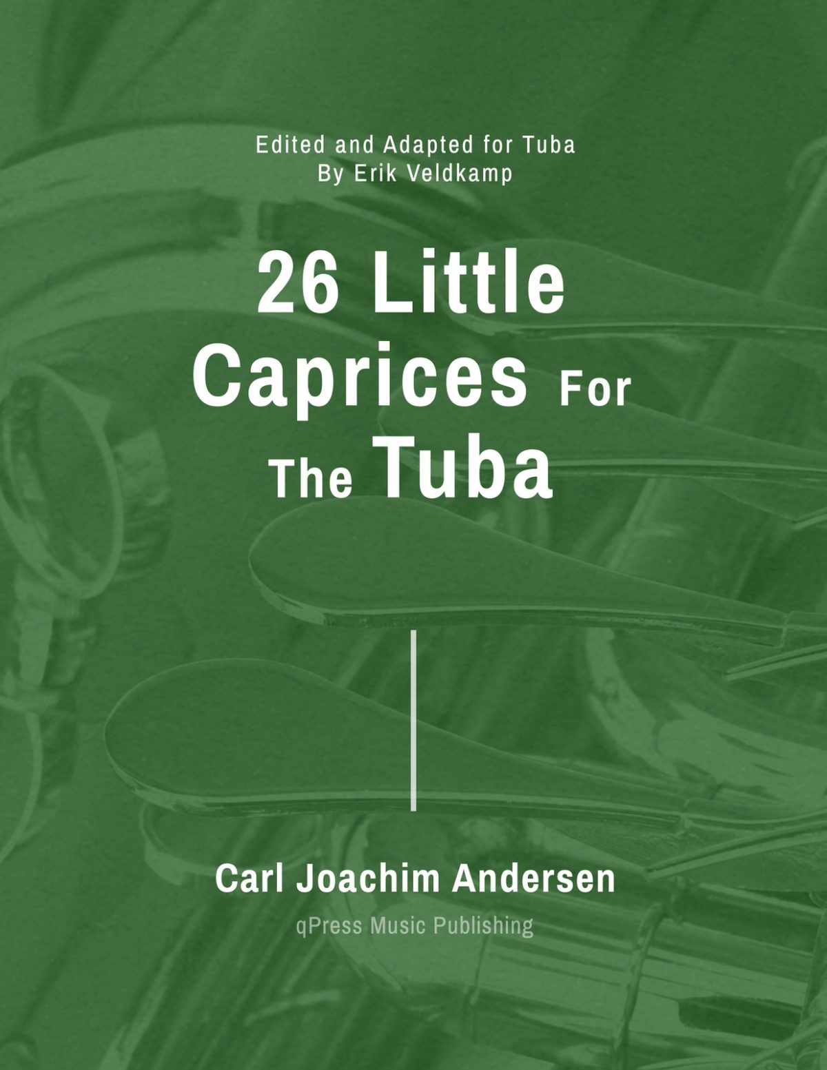Veldkamp-Andersen, 26 Little Caprices for Tuba-p01