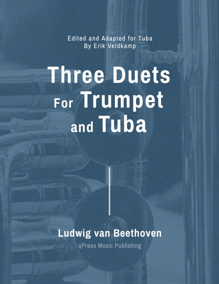 3 Duets for Trumpet & Tuba