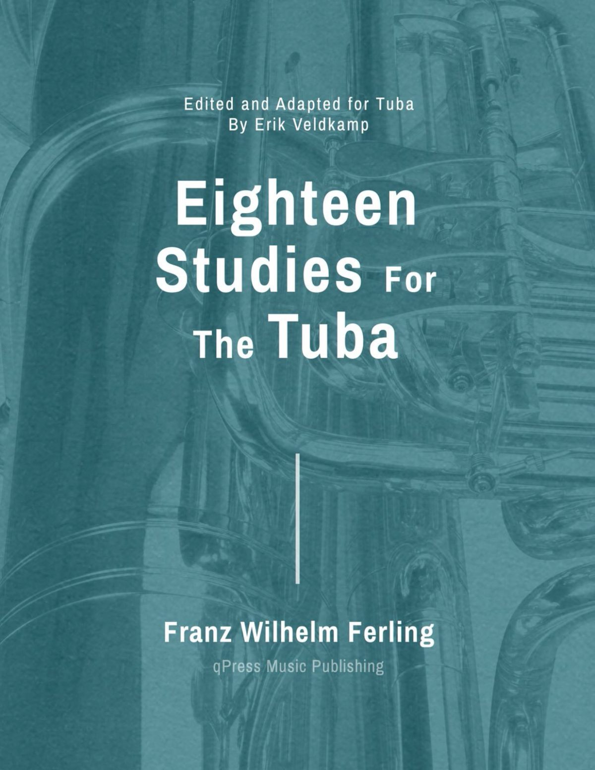 Veldkamp-Ferling, 18 Studies for Tuba-p01
