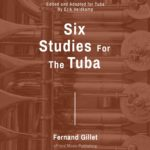 Veldkamp-Gillet, 6 Studies for Tuba-p01