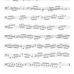 Veldkamp-Sitt, 80 Etudes for Tuba-p005