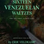 Veldkamp, Venezuelan Waltzes and other Duets (for the advanced player) Tuba-p01