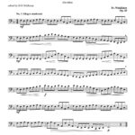 Veldkamp-Wohlfahrt, 45 Studies Op.45 for Tuba-p03