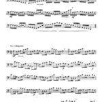 Veldkamp-Wohlfahrt, 45 Studies Op.45 for Tuba-p05