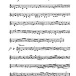 Broiles, 16 Studies for Piccolo Trumpet-p03