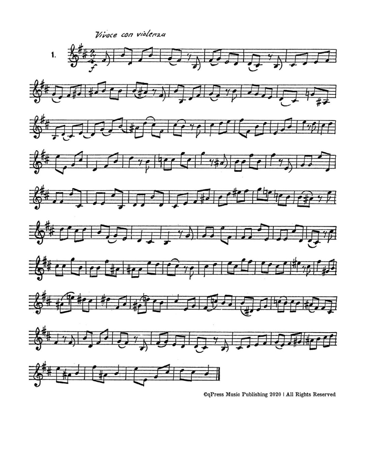 Broiles, 24 Baroque Studies for (Piccolo) Trumpet-p03