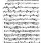 Gornston and Paisner, Chopin Studies for Trumpet-p08