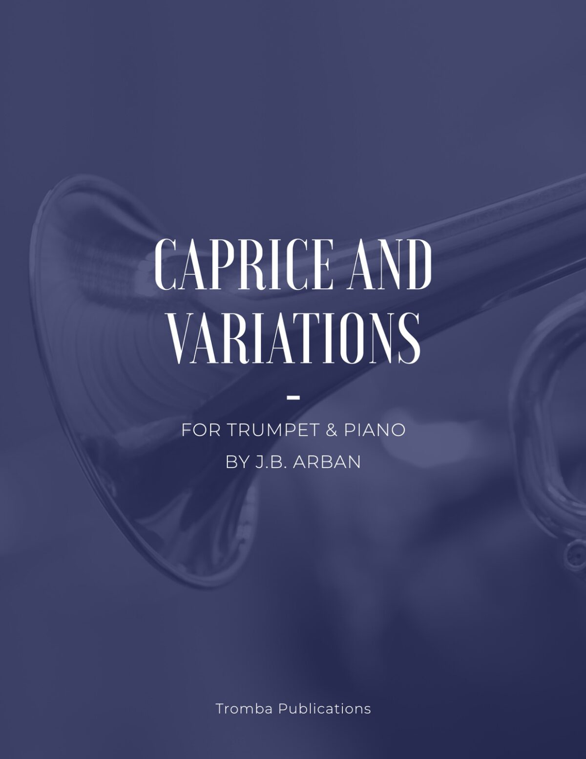 Arban, Caprice and Variations-p01