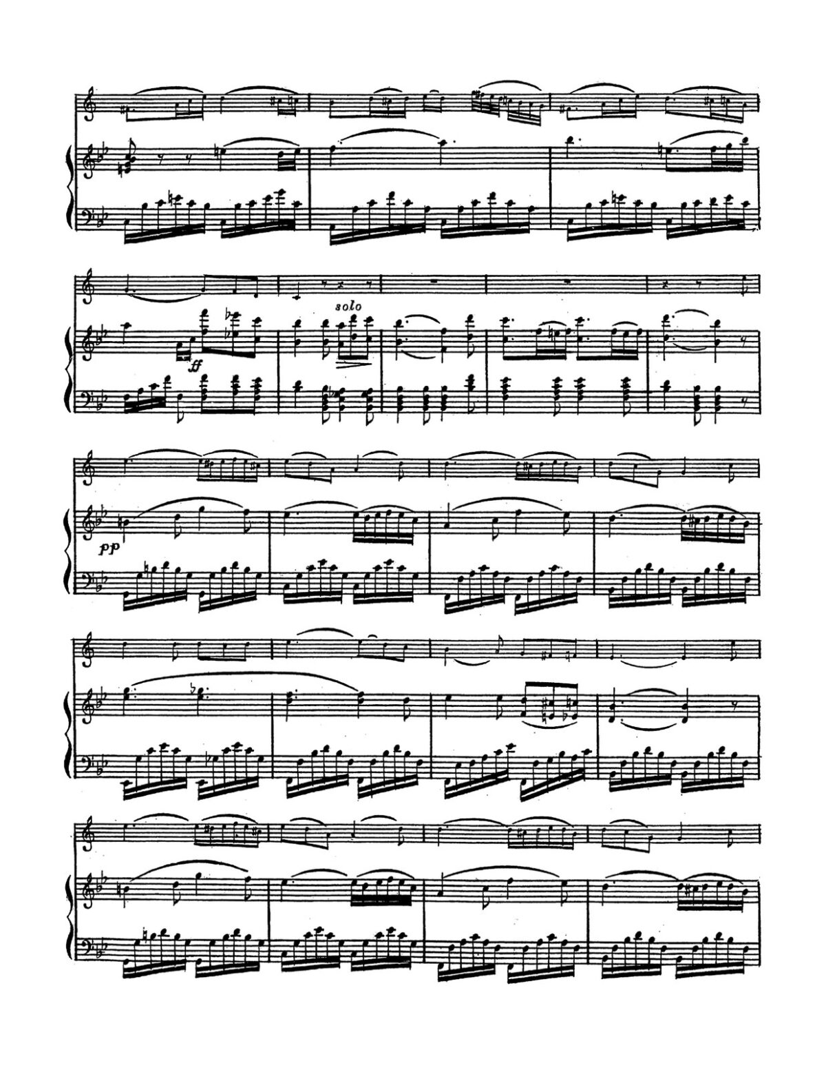 Arban, Caprice and Variations-p06