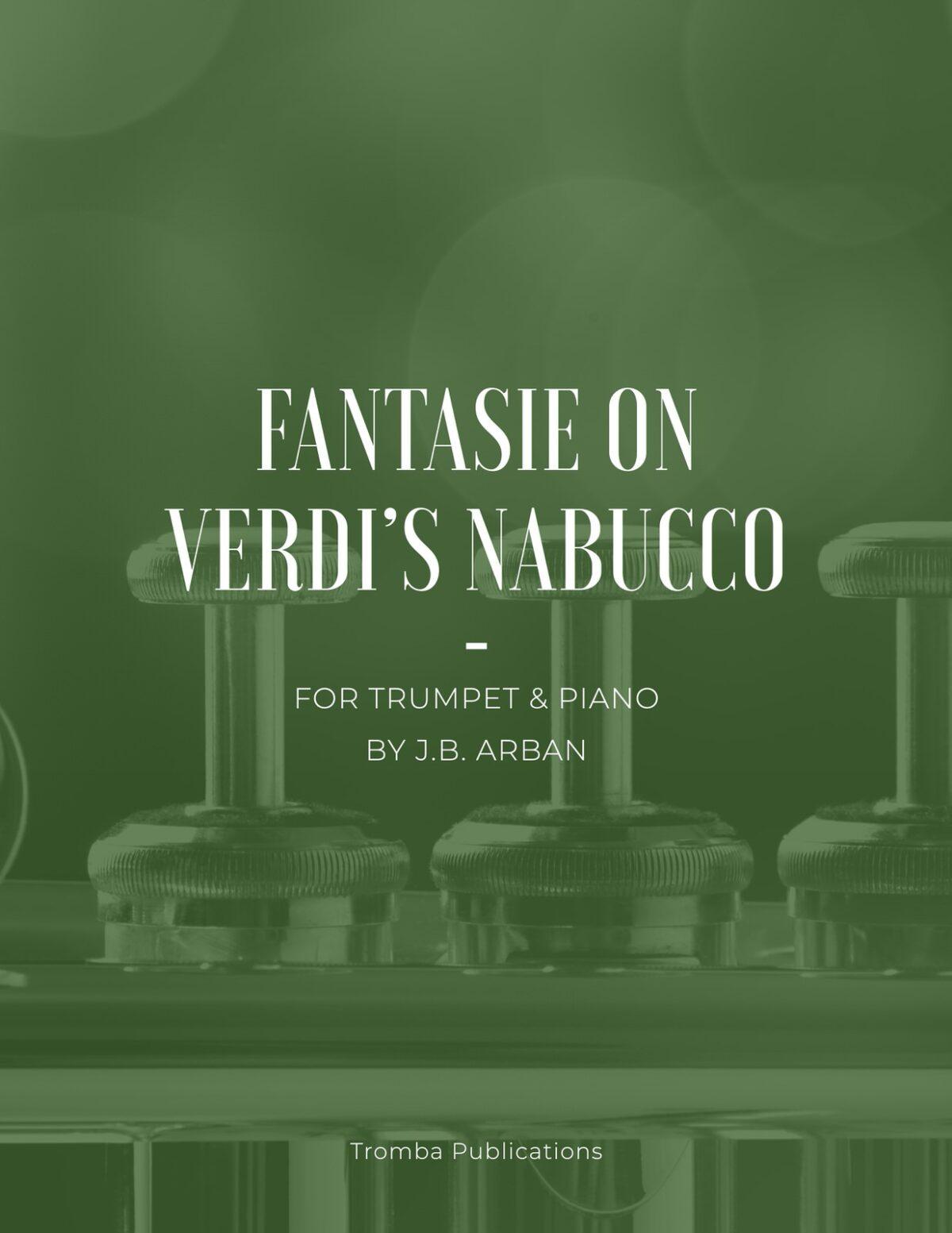 Arban, Fantasie on Verdi's Nabucco-p01