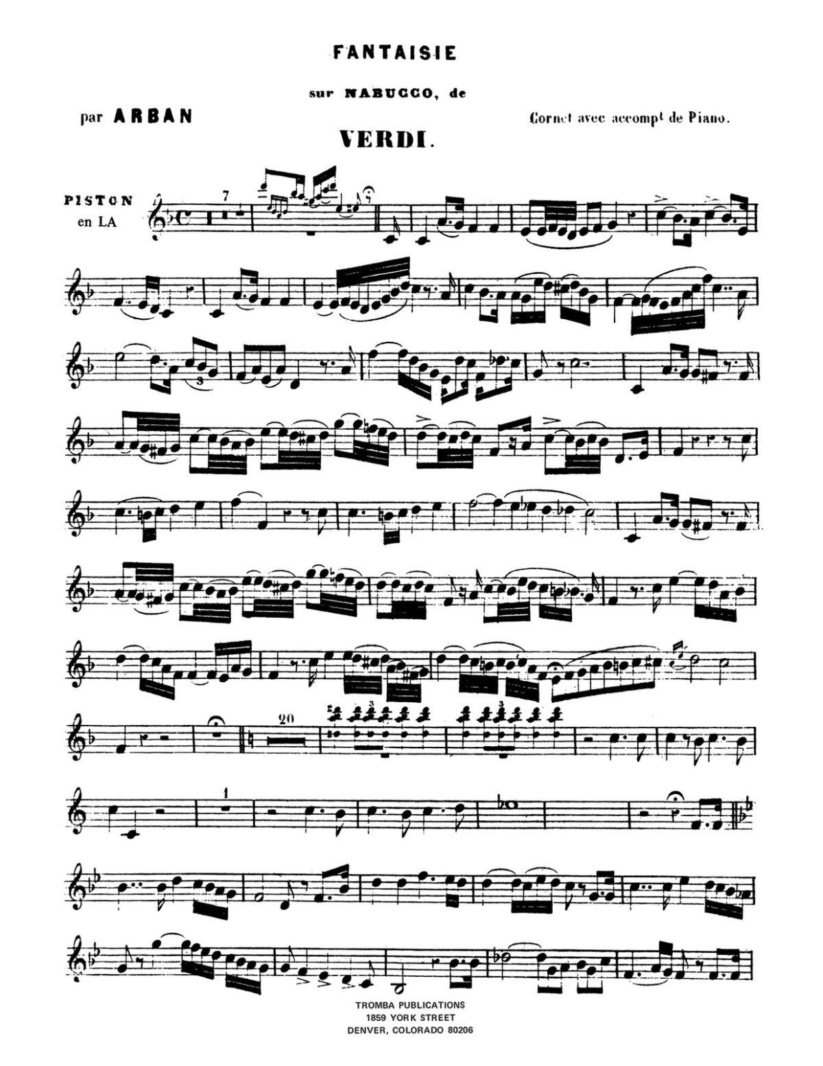 Arban, Fantasie on Verdi's Nabucco-p3