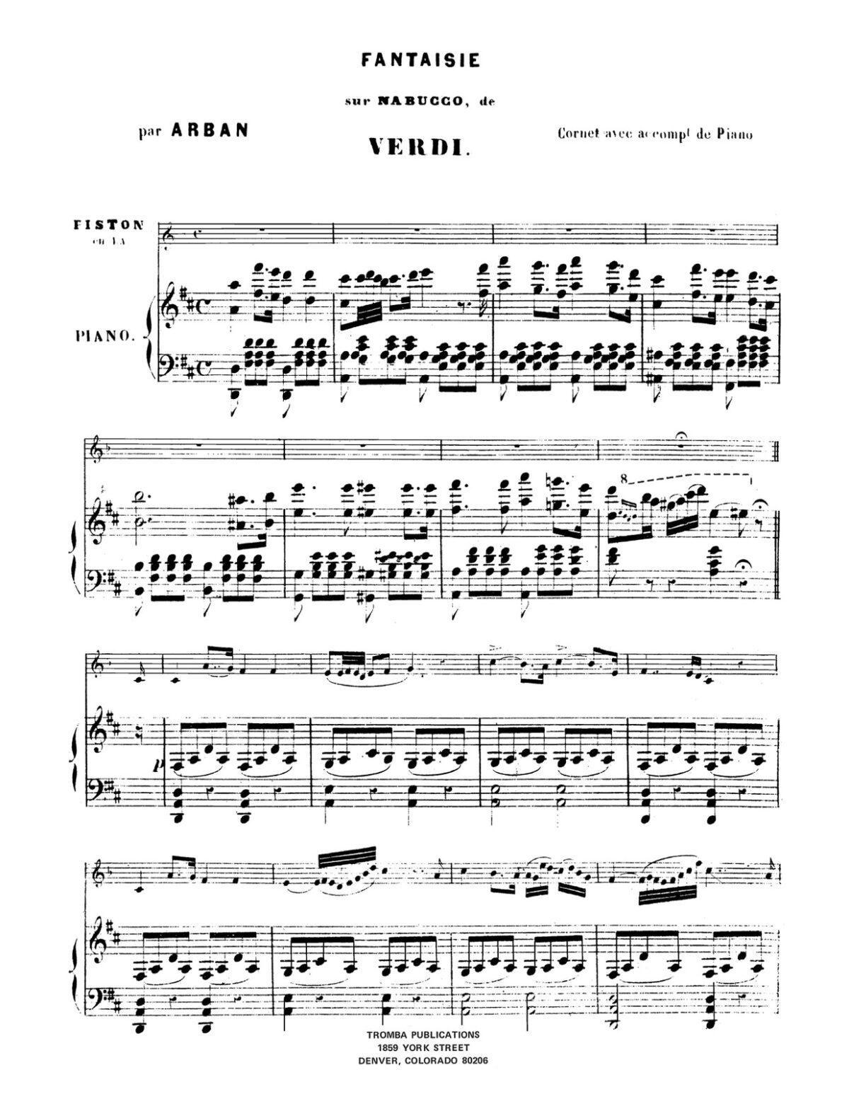 Arban, Fantasie on Verdi's Nabucco-p5