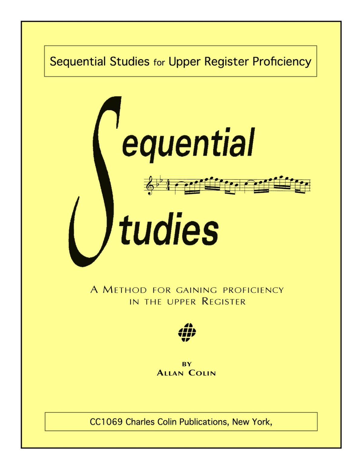 Colin, Sequential Studies for Upper Register-p01