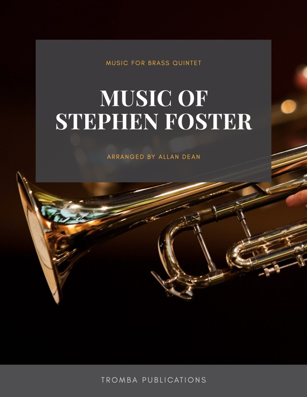Dean, Music of Stephen Foster-p01