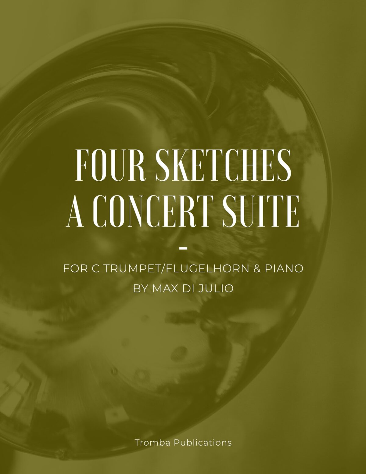 DiJulio, Four Sketches for Trumpet and Piano-p01