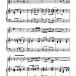 DiJulio, Four Sketches for Trumpet and Piano-p20
