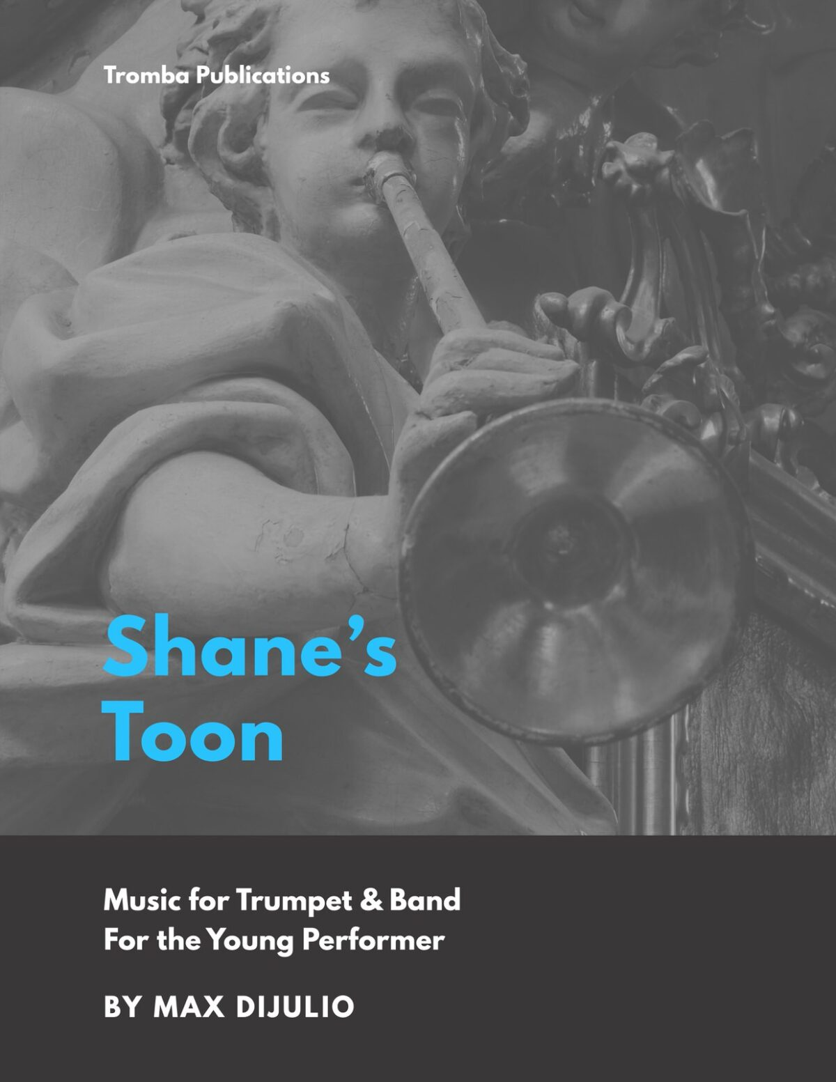 DiJulio, Shane's Toon for Trumpet and Band-p01