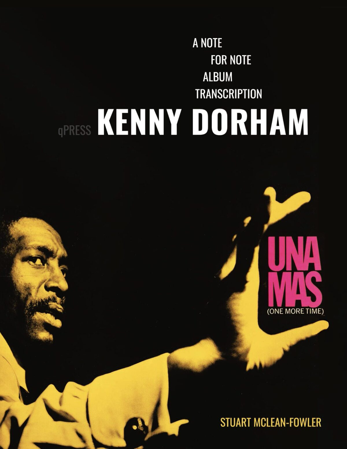 Dorham, Una Mas Complete Album Transcription-p01