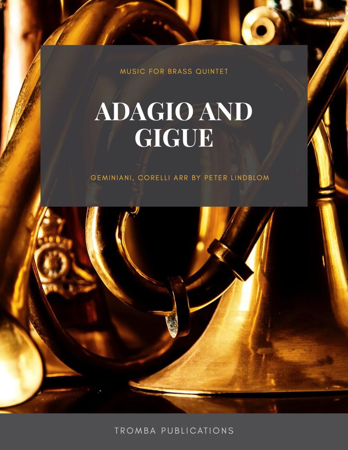Geminiani:Corelli, Adagio and Gigue-p01