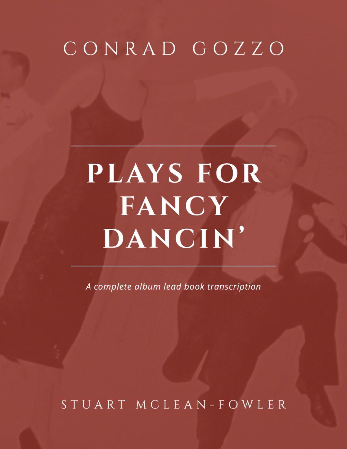 Gozzo, Plays for Fancy Dancin' (Lead Book)-p01