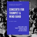 James, Concerto for Trumpet and Wind Band-p01