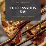 Joplin arr. Birkedahl, The Sensation Rag-p01