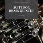Rhea, Suite for Brass Quintet-p01