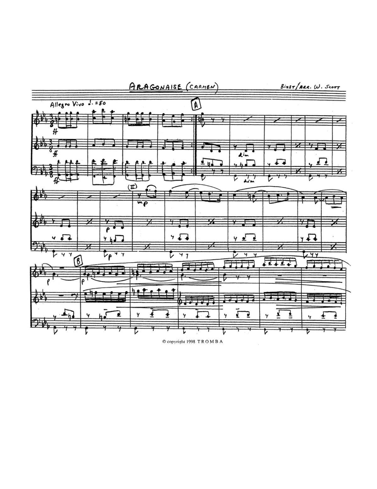 Scott, A Carmen Suite-p57