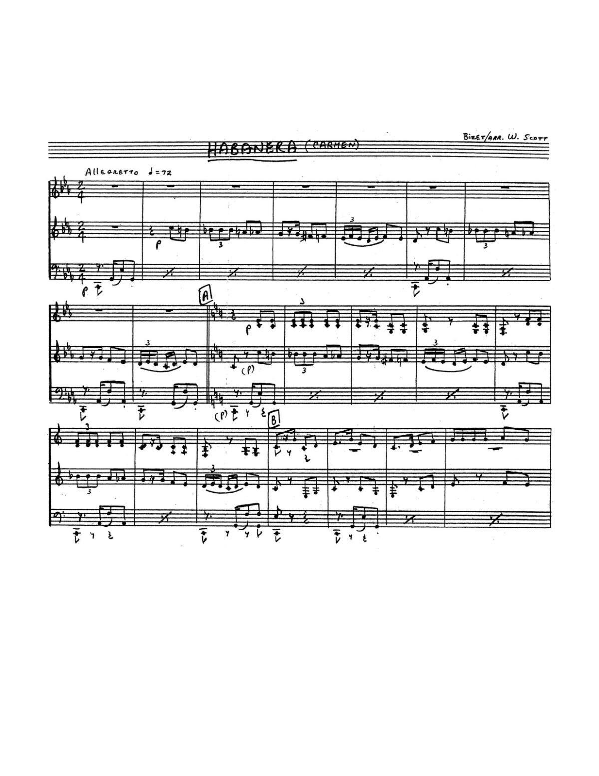 Scott, A Carmen Suite-p70