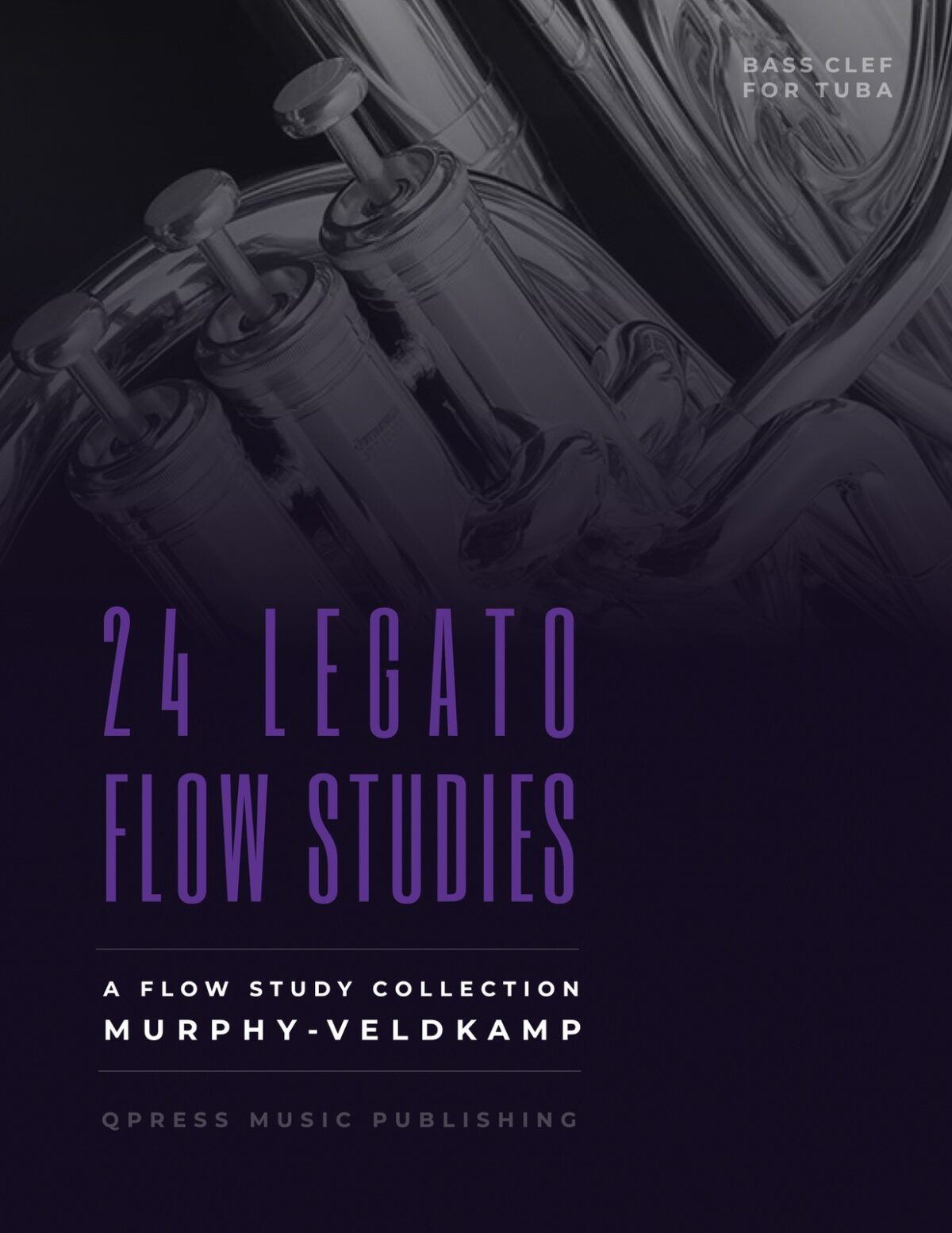Veldkamp, 24 Legato Studies for Tuba-p01