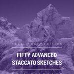 Veldkamp, 50 Advanced Staccato Sketches-p01