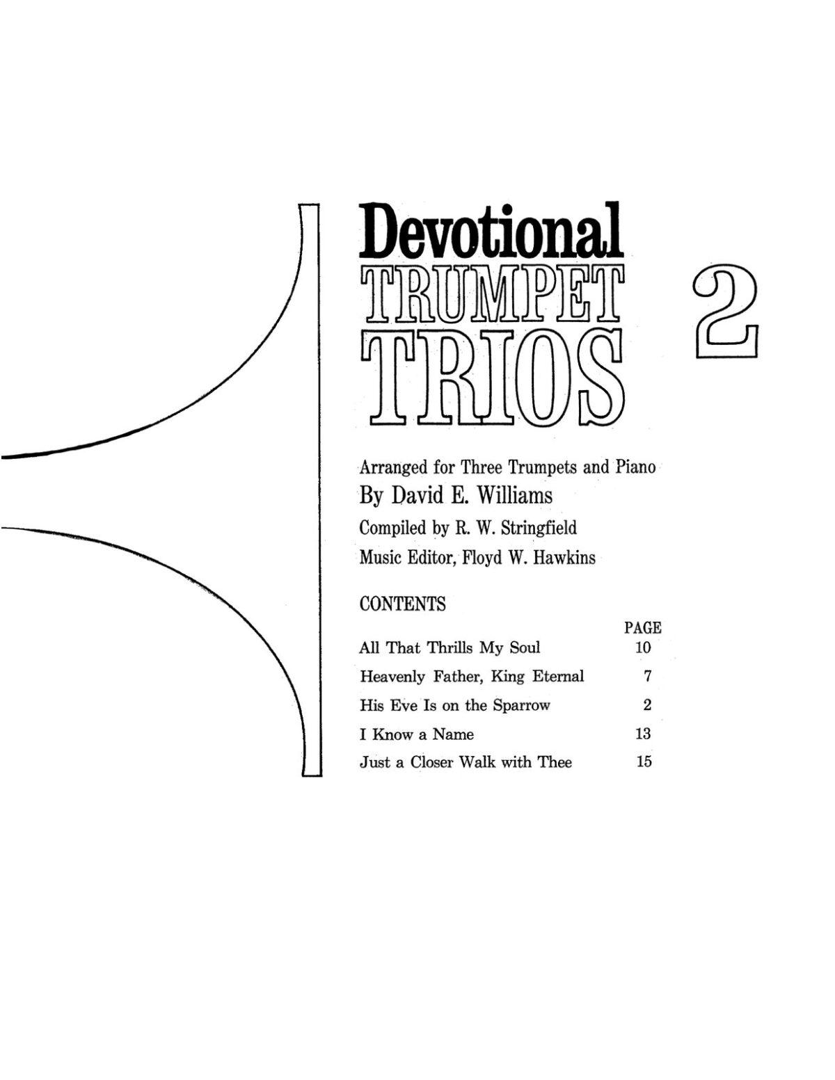 Williams, Devotional Trumpet Trios 2 (Parts & Score)-p03