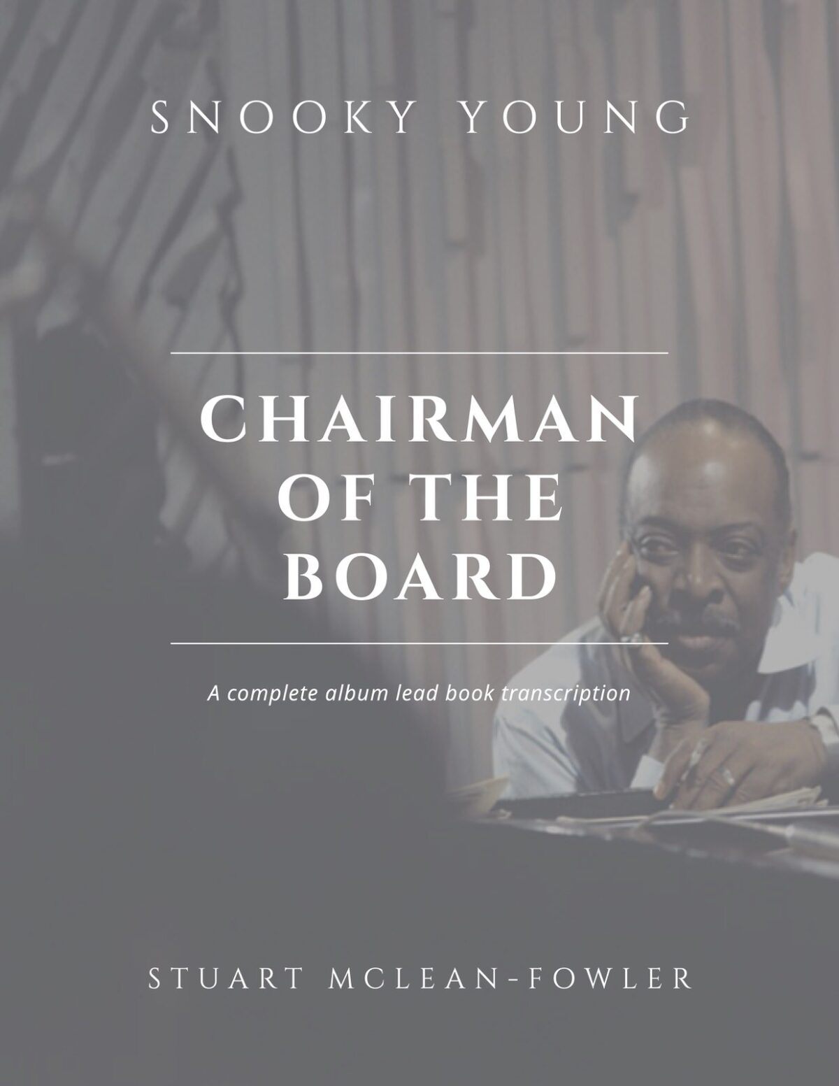 Young, Chairman of the Board (Lead Book)-p01