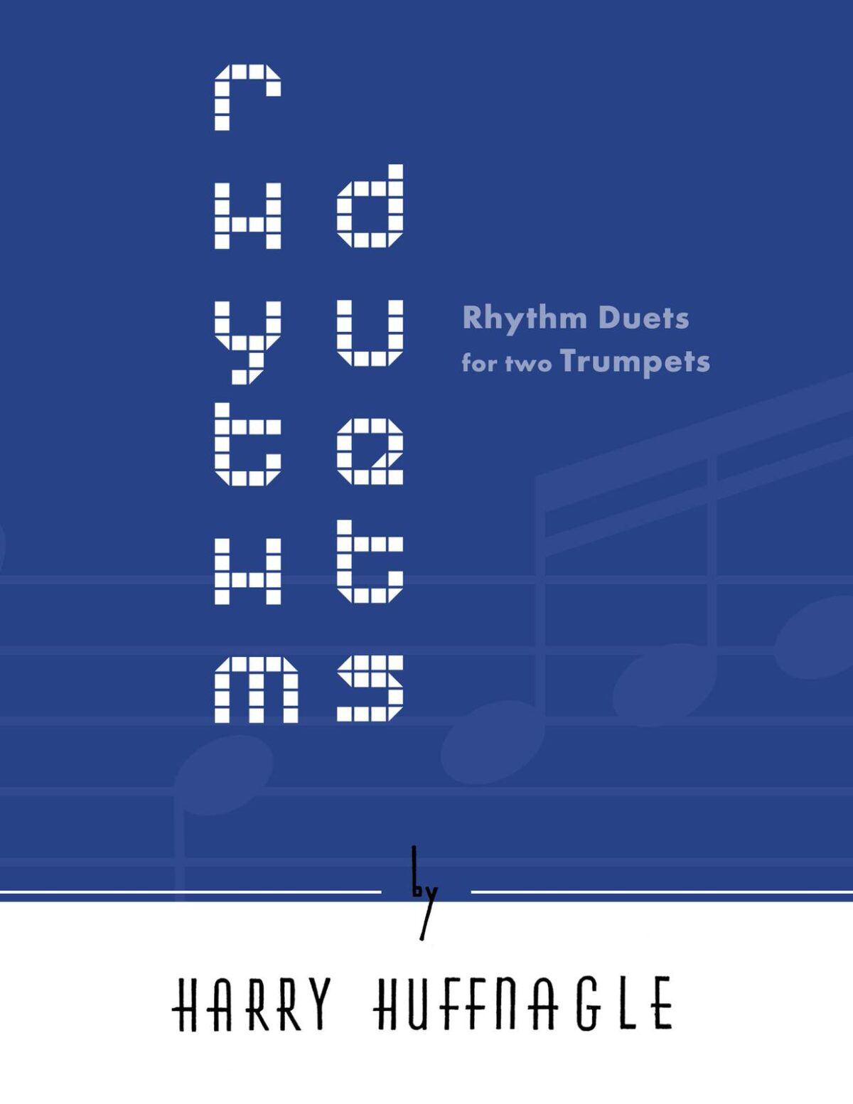 Huffnagle, Rhythm Duets for 2 Trumpets-p01