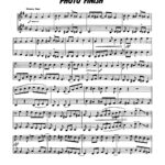 Huffnagle, Rhythm Duets for 2 Trumpets-p04