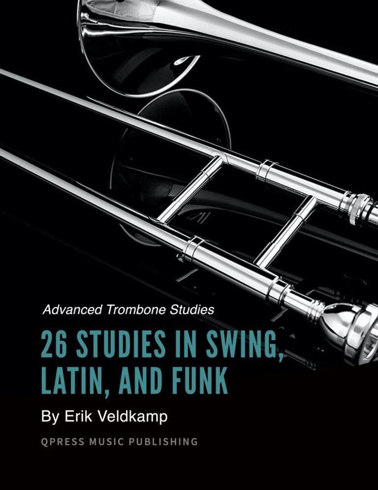 26 Studies in Swing, Latin & Funk