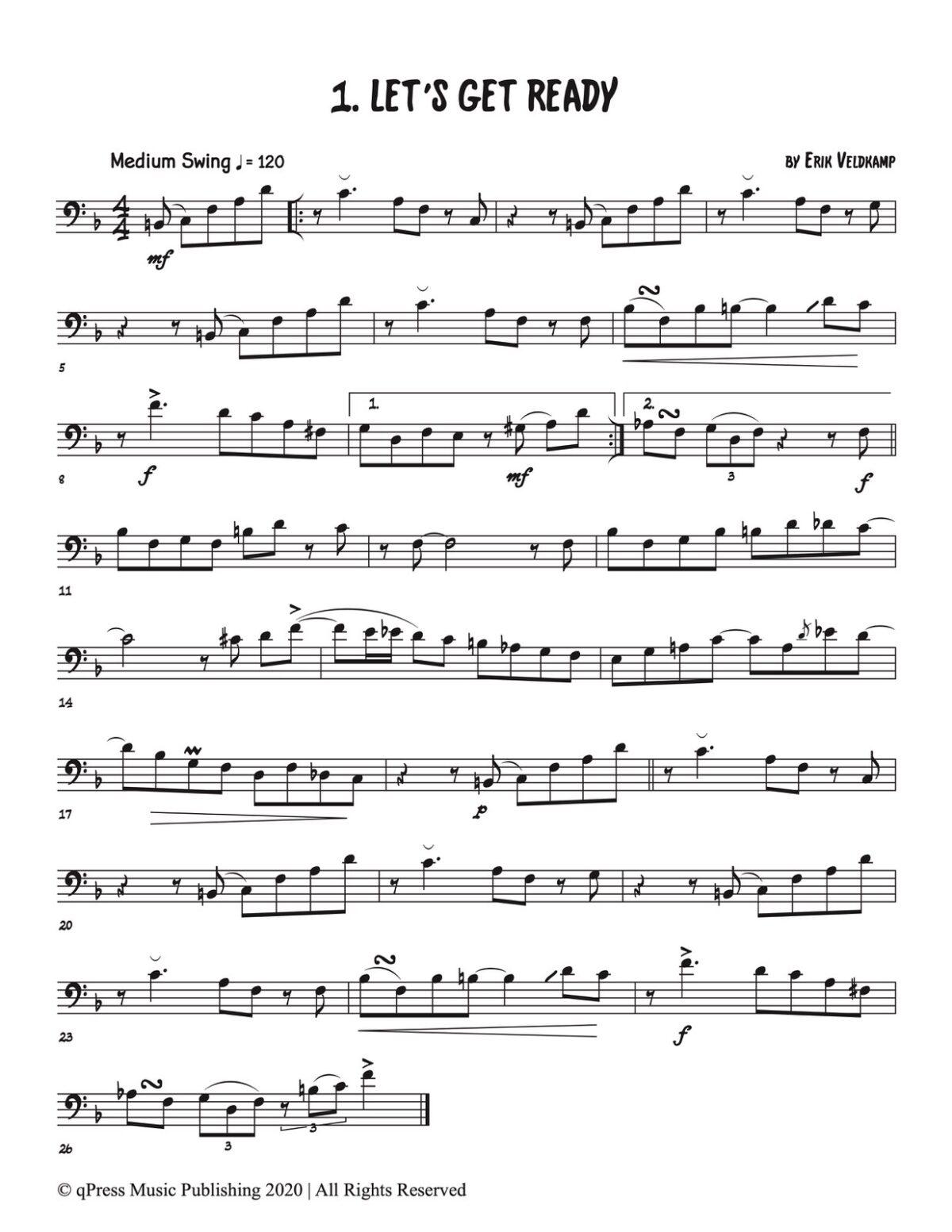 Veldkamp, 26 Etudes in Swing, Latin & Funk-p03