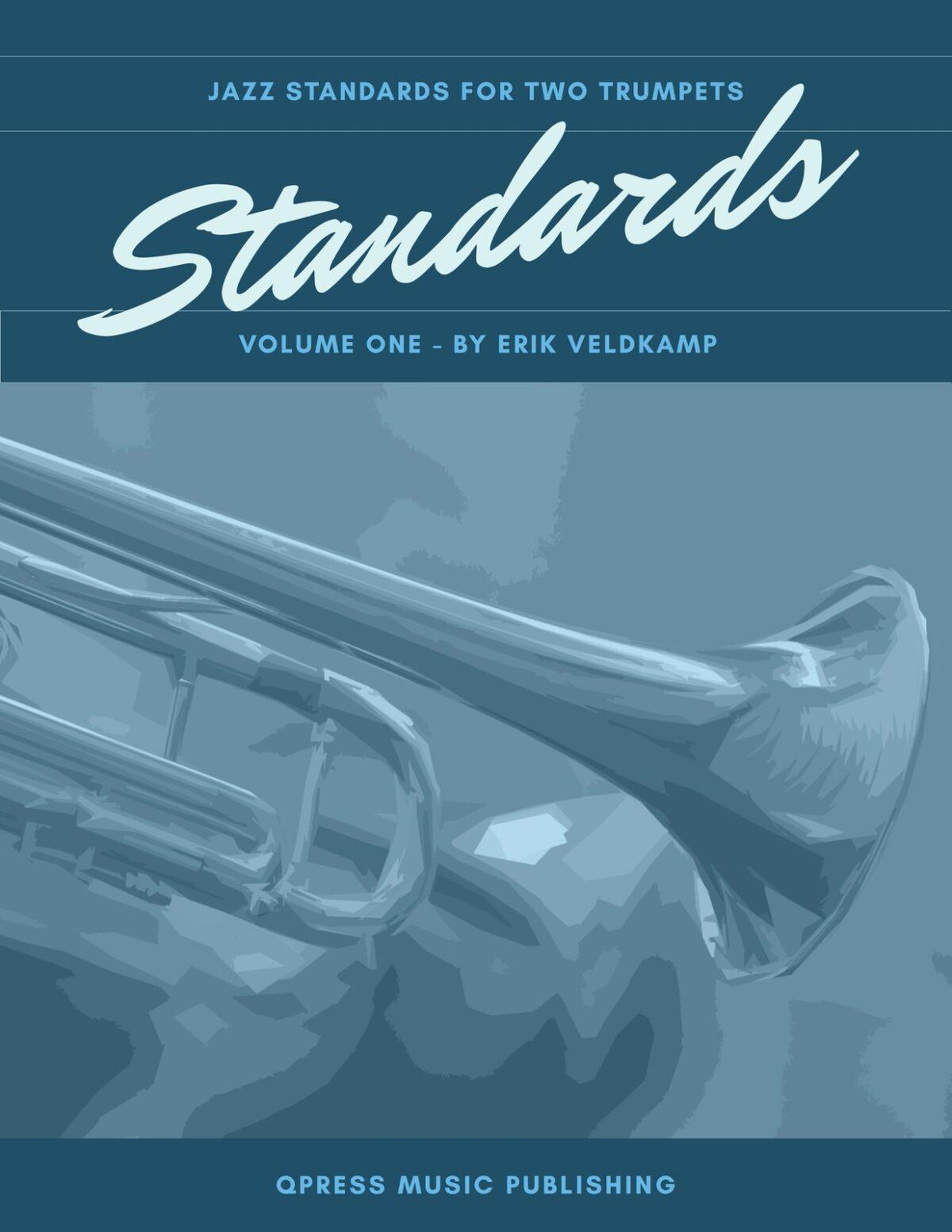 Veldkamp, Jazz Standards Duets Vol.1-p01