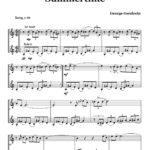 Veldkamp, Jazz Standards Duets Vol.1-p22
